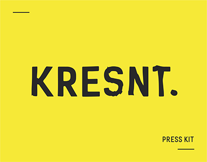 Kresnt Media Kit