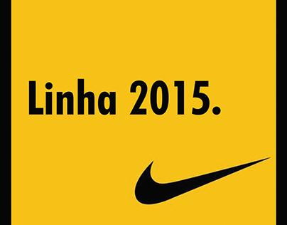 Catálogo Lançamentos Nike 2015