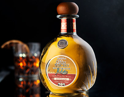 Tequila Don Nacho | Product Photography