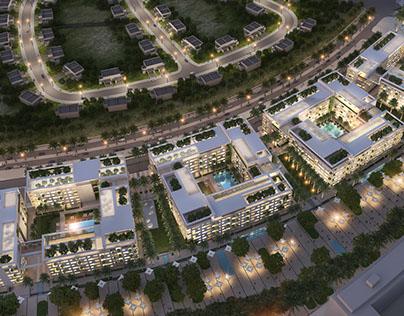 Dubai Hills Appartments Project