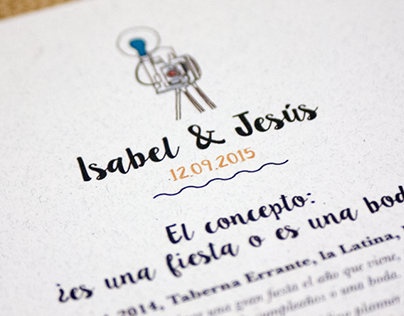 Casament Isabel & Jesús