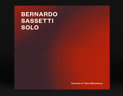Bernardo Sassetti Solo