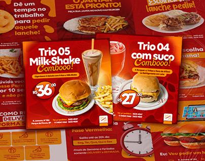 Social Media - Novo Hamburger