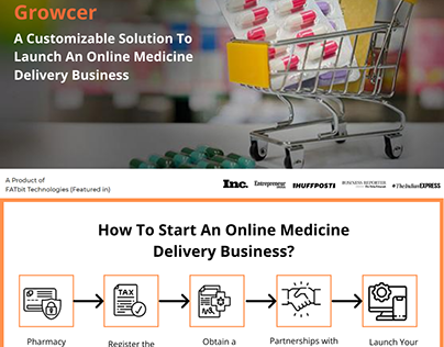 Start Your ePharmacy Business with Growcer