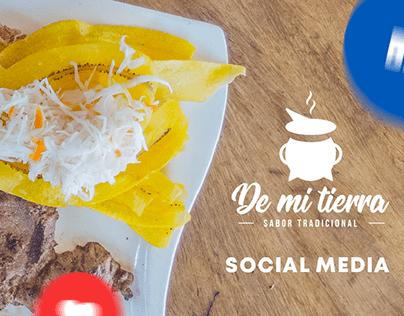 Social Media De Mi Tierra