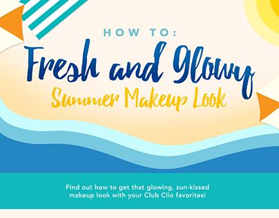 Club Clio PH | How-To: Fresh & Glowy Summer Makeup