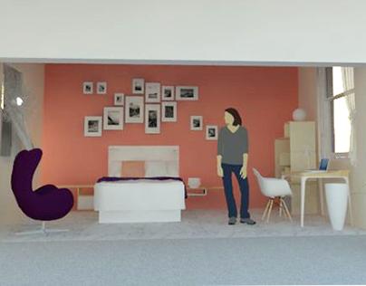 Interior and lighting