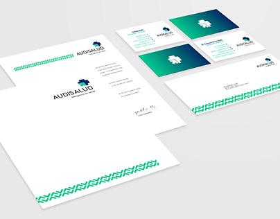 AudiSalud - Branding Redesign