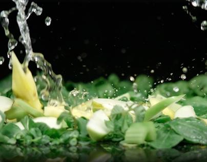 Video Promocional Smoothies Frutos del Maipo