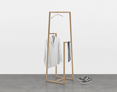Clothes Rack INFINITY