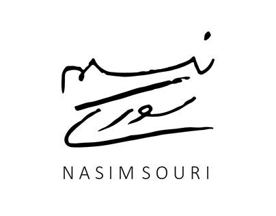 logotype of nasim souri