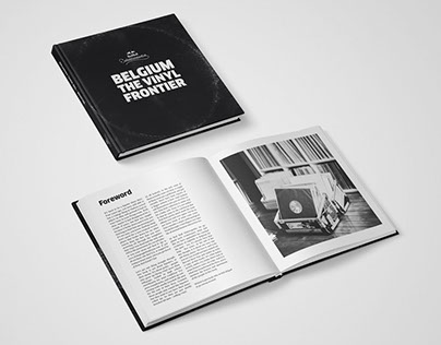 Belgium - The Vinyl Frontier