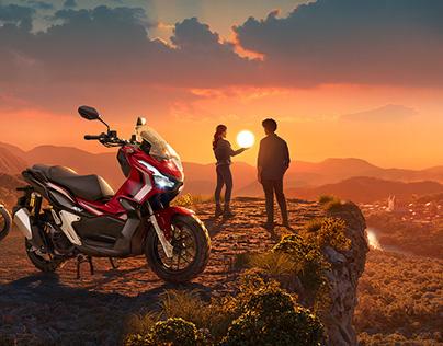 Honda Sunset