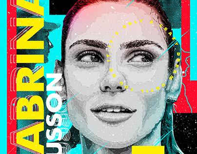 Sabrina Gusson - Octagon / Nike