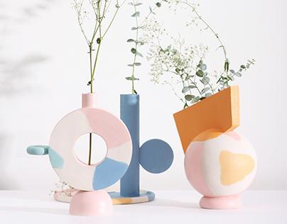 MEME vase set