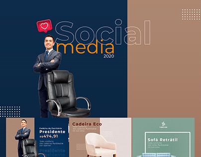 Social Media   Móveis