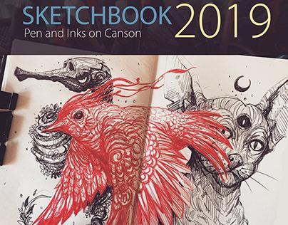 Sketch Book 2019