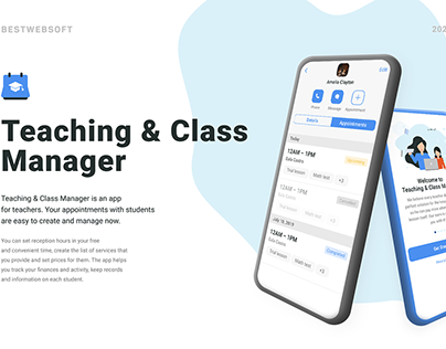 Teaching & Class Manager – Educational Businesses app