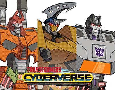 Transformers Cyberverse : Season 2 pack