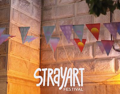 stray art festival 2018