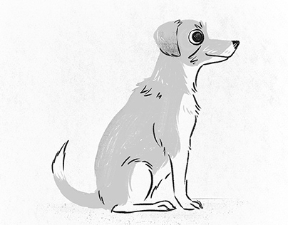 Inktober 2019 - Dogs