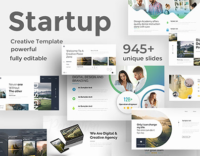 Easy Startup Bundle Powerpoint