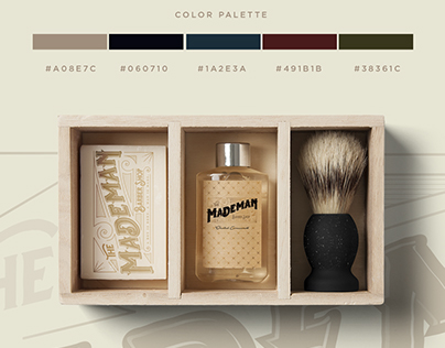 The Made Man Barber Shop | Branding