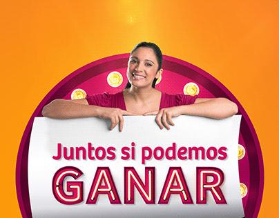 Juntos si podemos ganar / Compartamos Guatemala