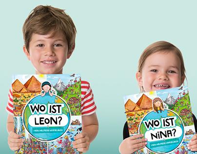 Librio - Weltreise Wimmelbuch