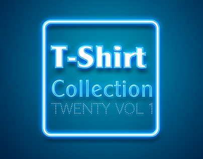 T-Shirt Collection Vol #1
