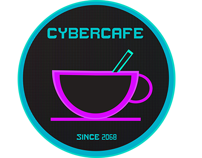 Logo Cafeteria - CyberCafe