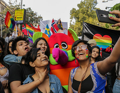 Pride March Mumbai