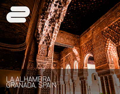 3EMB: Travel/Landscape - La Alhambra, Granada, Spain