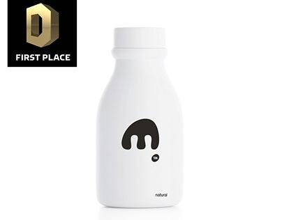 Moo drinkable yoghurt