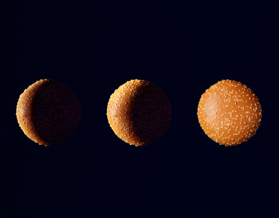 McDonald's - 24/7 - Moon Phases