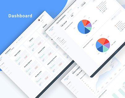 The Dashboard is an assistant for customers