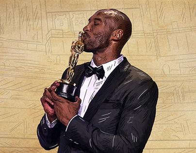 Kobe Bryant Animation