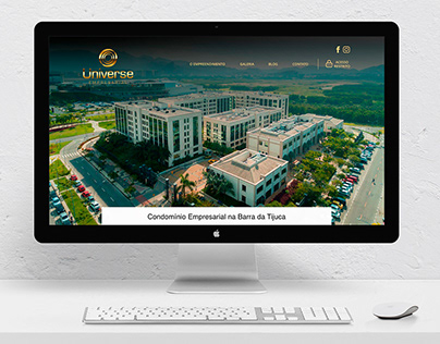 Universe Empresarial | Website