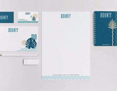 Bounty Banya Branding Project