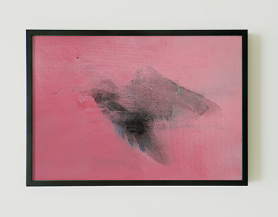 Bird - a series of paintings