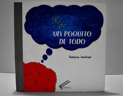 """""""Un poquito de todo"""" (Libro infantil)"""
