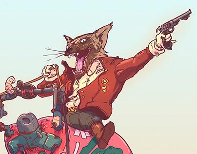 Coyote sheriff