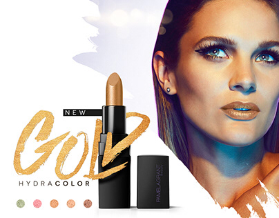 PAMELAGRANT · New Gold Hydracolor