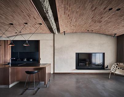 Residence Wang by KC Design Studio