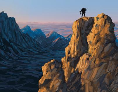 Concept Art: Landscapes/Characters/Sketches