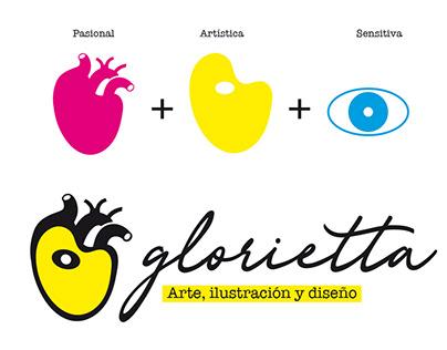 Animación de símbolo + logotipo