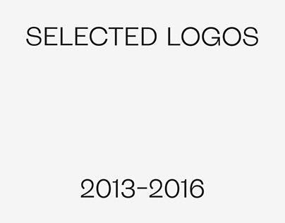 Selected Logos 2013-2016