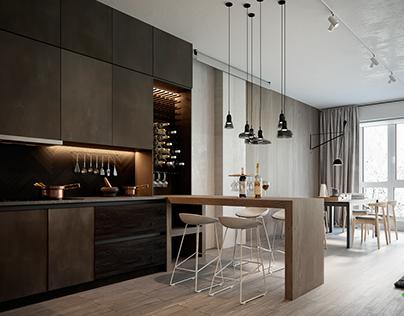 TK apartment