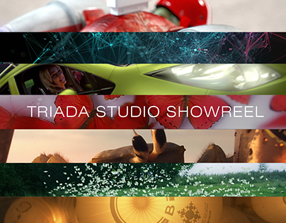 Triada Studio | Showreel