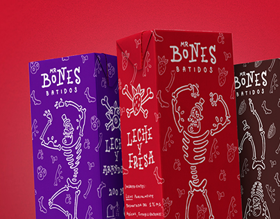 Mr. Bones Milkshakes